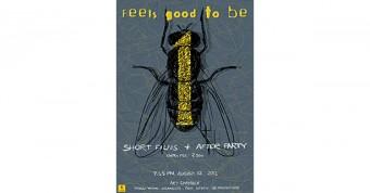 wallfly poster