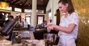 Men's culinary class with Sarah Todd