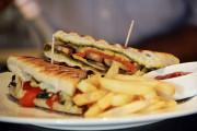 sandwich postcard