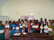 CSA organized capacity building workshop for care takers of children's home at Caritas Holiday home,Panaji  copy