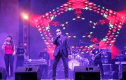 Singing superstar Mika Singh performing at CHANNEL V's MICROSOFT VFEST 2015 copy