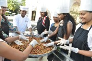 Cake mixing at Grand Hyatt Goa (3)-min