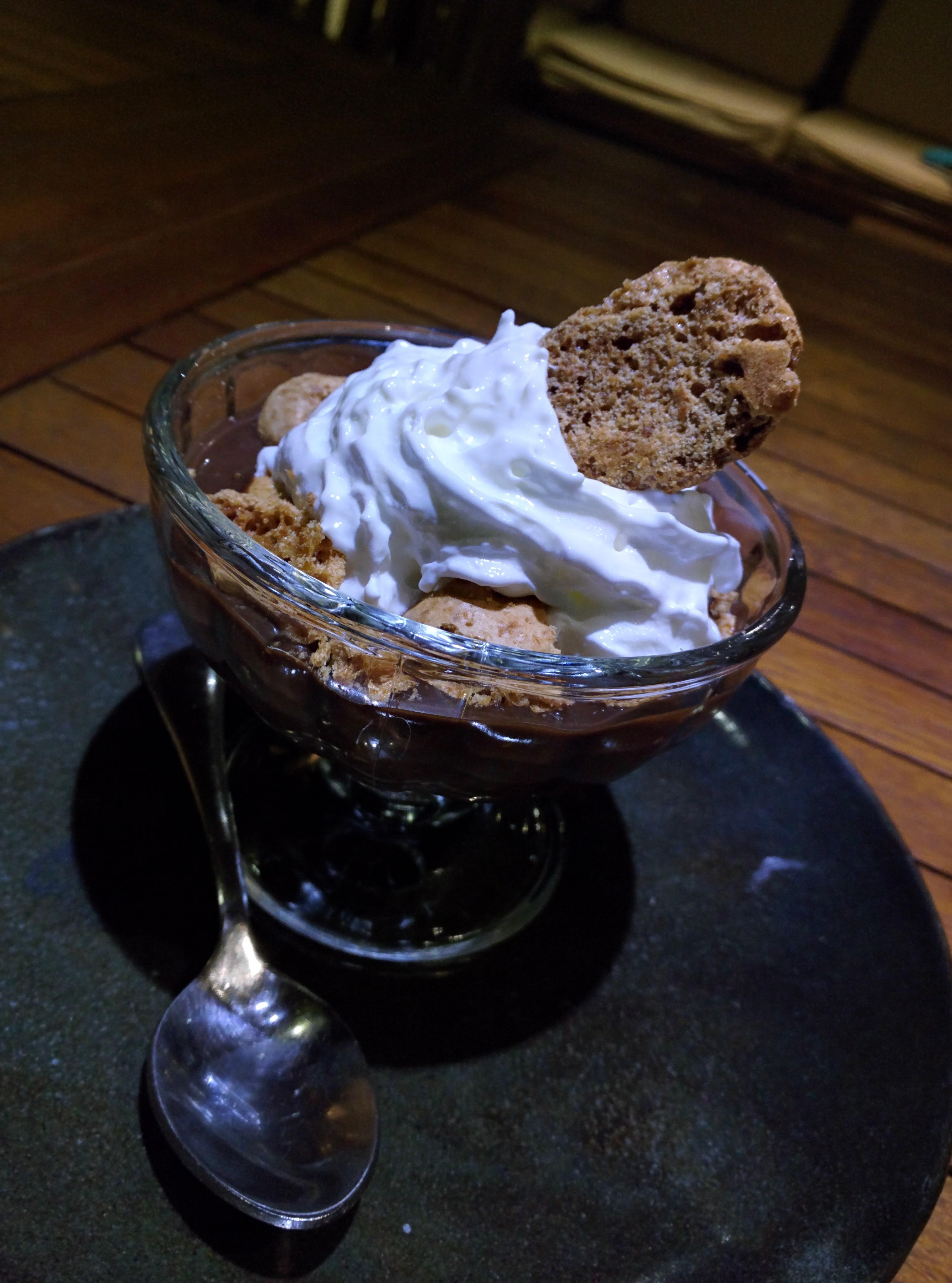 Coppa Amaretto & Chocolate.-min
