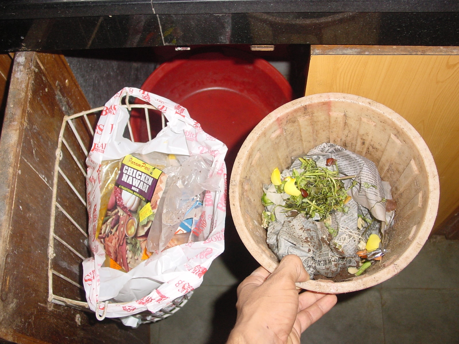 Dry & Wet Waste in our home copy-min