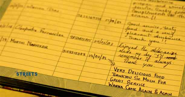 Visitor's-Book